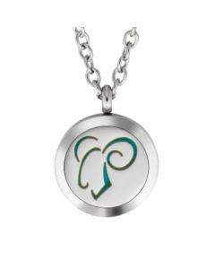 Plant Guru Diffuser Necklace (Aries Zodiac)