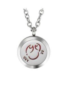 Plant Guru Diffuser Necklace (Cancer Zodiac)