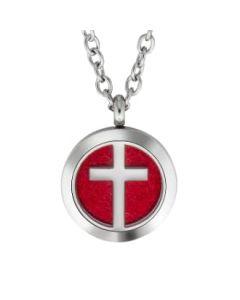 Plant Guru Diffuser Necklace (Cross)