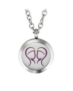 Plant Guru Diffuser Necklace (Gemini Zodiac)