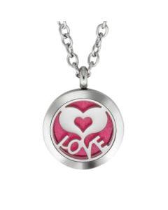 Plant Guru Diffuser Necklace (Love)