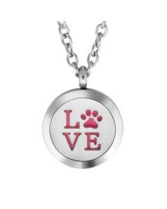 Plant Guru Diffuser Necklace (Pet Love)