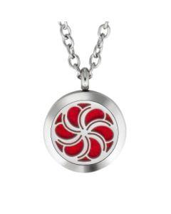 Plant Guru Diffuser Necklace (Pin Wheel)