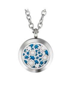 Plant Guru Diffuser Necklace (Stars&Flowers)