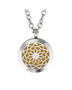 Plant Guru Diffuser Necklace (Sunflower)