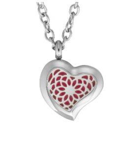 Plant Guru Diffuser Necklace (Sunflower Heart)