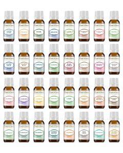 Ultimate Essential Oil Variety Set - 32 Pack 10ml