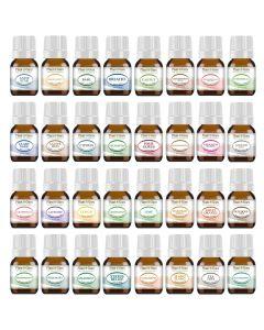 Ultimate Essential Oil Variety Set - 32 Pack 5ml