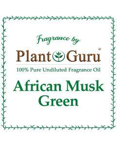 African Musk Green Fragrance Oil