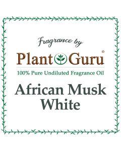 African Musk White Fragrance Oil
