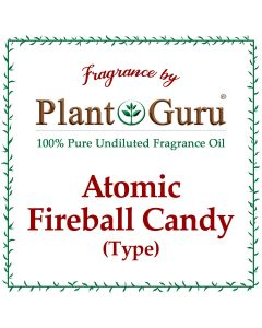 Atomic Fireball Candy Type Fragrance Oil