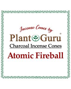 Atomic Fireball Incense Cones