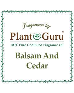 Balsam and Cedar YC Type Fragrance Oil
