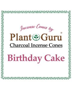 Birthday Cake Incense Cones