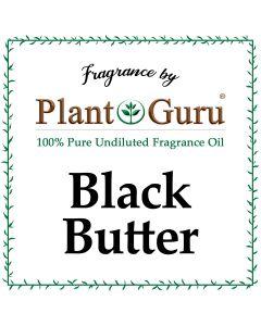 Black Butter Fragrance Oil