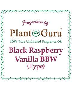 Black Raspberry Vanilla BBW Type Fragrance Oil