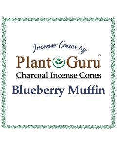 Blueberry Muffin Incense Cones