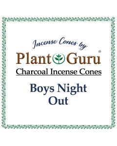 Boys Night Out Incense Cones