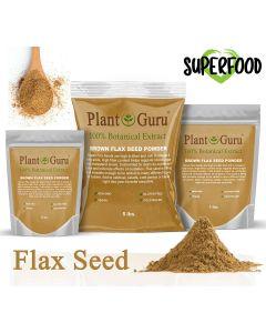 Brown Flax Seeds Powder