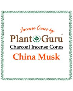 China Musk Incense Cones