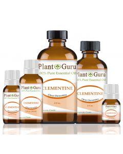 Clementine Essential Oil (Citrus Clementina)