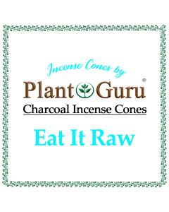 Eat it Raw Incense Cones