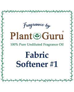 Fabric Softener #1 Fragrance Oil