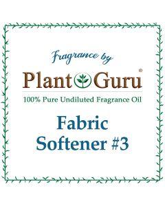 Fabric Softener #3 Fragrance Oil