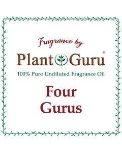 Four Gurus Fragrance Oil