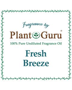 Fresh Breeze Fragrance Oil