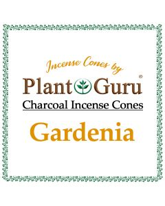 Gardenia Incense Cones