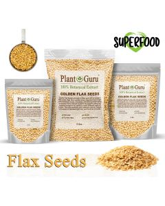 Golden Flax Seeds Whole