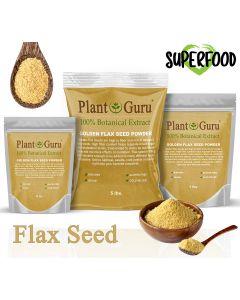 Golden Flax Seeds Powder