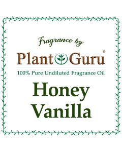 Honey Vanilla Fragrance Oil