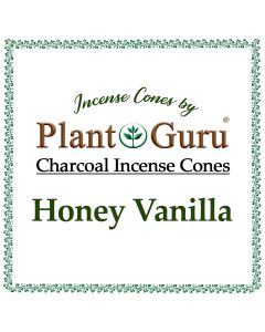 Honey Vanilla Incense Cones