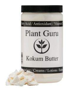 Kokum Butter 1lb. Chunky Jar -16 oz