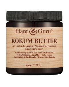 Raw Kokum Butter Food Grade