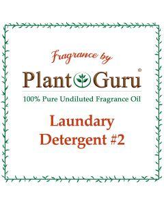 Laundry Detergent #2 Fragrance Oil