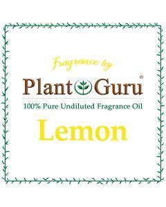 Lemon Fragrance Oil