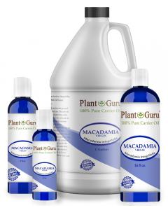 Macadamia Oil, Virgin, Unrefined