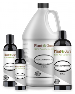 Meadowfoam Oil Cold Pressed 100% Pure Natural Carrier