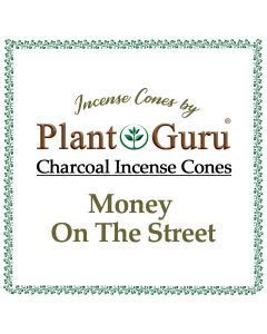 Money On The Street Incense Cones