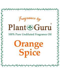 Orange Spice Fragrance Oil