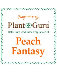 Peach Fantasy Fragrance Oil