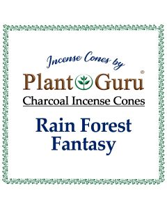 Rain Forest Fantasy Incense Cones