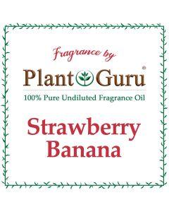 Strawberry Banana Fragrance Oil