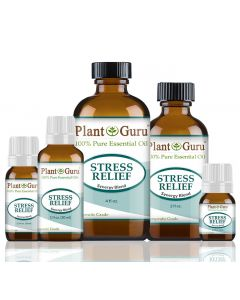 Stress Relief Synergy Blend Essential Oil