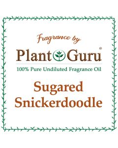 Sugared Snickerdoodle Fragrance Oil