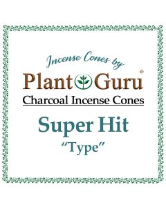 "Super Hit ""Type"" Incense Cones"