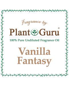 Vanilla Fantasy Fragrance Oil